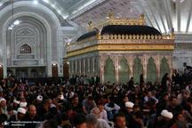 مراسم احیاء  حرم امام امشب با سخنرانی حجت الاسلام و المسلمین ناطق نوری برگزار می شود