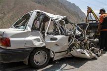 ۷ نفر در تصادف محور قاین - خواف مصدوم شدند