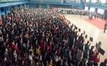 آغاز بزرگترین کنکور جهان در چین با 11 میلیون دانش آموز