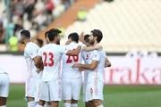 ترکیب تیم ملی ایران برابر عراق اعلام شد
