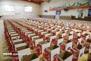 توزیع یک میلیون بسته حمایتی در مناطق محروم کشور