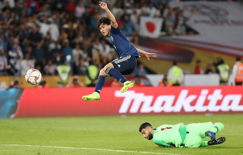 پیروزی ژاپن در دیدار دوستانه