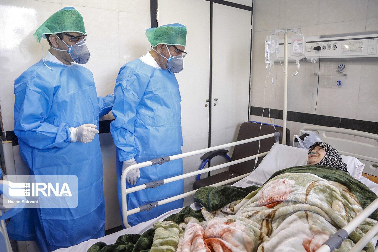 بهبودی ۶۷ درصد بیماران مبتلا به کرونا در مهاباد