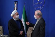 روحانی پاسخ نامه وزیر بهداشت در مورد کرونا را داد