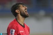 مغانلو در رده دوم بازیکنان برتر هفته دوم لیگ قهرمانان آسیا+عکس