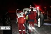 نجات مادر باردار در اشنویه از محاصره کولاک