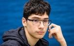فیروزجا در مسابقات شطرنج پراگ پنجم شد