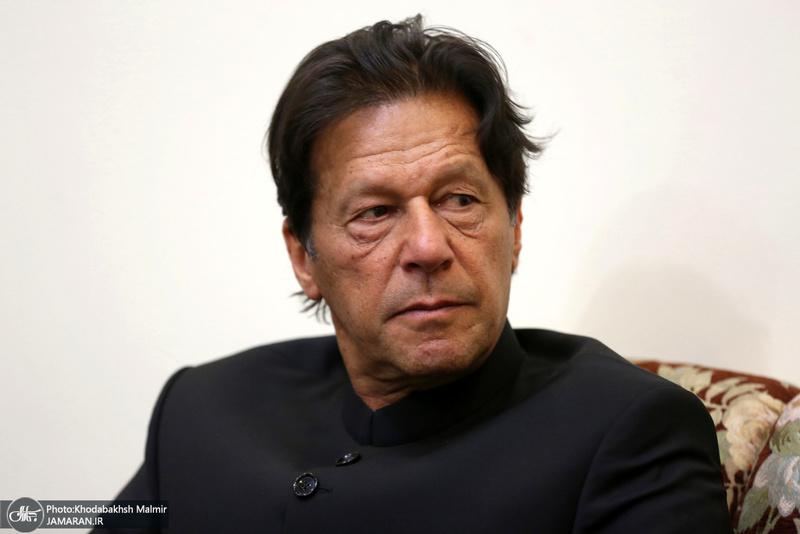 نخست وزیر پاکستان / عمران خان