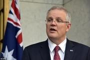 استرالیا به طور محدود با ائتلاف دریایی آمریکا همکاری می کند