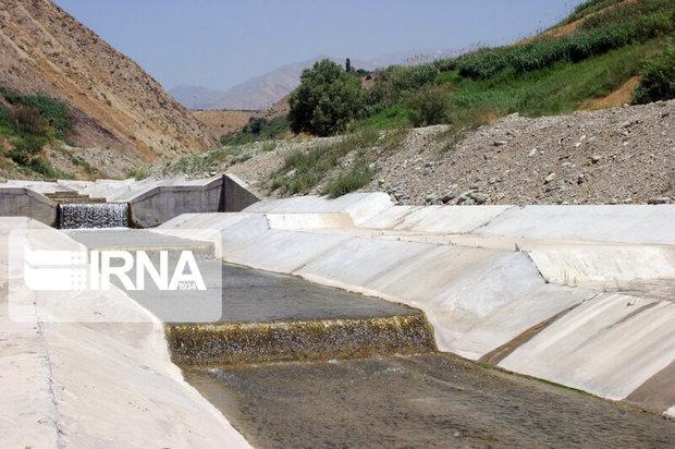 پیشرفت ۶۰ درصدی پروژههای آبخیزداری در استان تهران