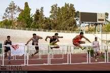 شیراز - ایرنا- نتایج چند ماده از رقابت های  دو و میدانی مردان کشور مشخص شد