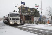 سوخت رسانی در جنوب آذربایجان غربی بدون وقفه ادامه دارد