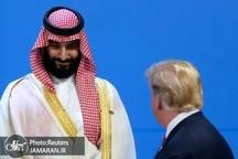 کمکی که ترامپ به سرکوبگری های دیکتاتورهای عرب می کند