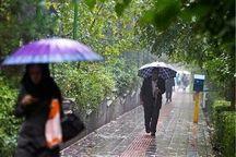 کاهش نسبی دما و احتمال بارش باران و برف در آذربایجانشرقی