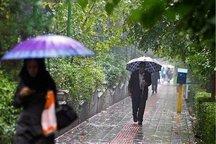 یک سامانه بارشی وارد چهارمحال وبختیاری شد  احتمال وقوع سیلاب