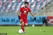 عباس زاده پس از فسخ قرارداد با تراکتور، دو ساله تمدید کرد!