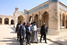 استاندار فارس: آثار و بناهای تاریخی استان باید به دقت حفظ شود