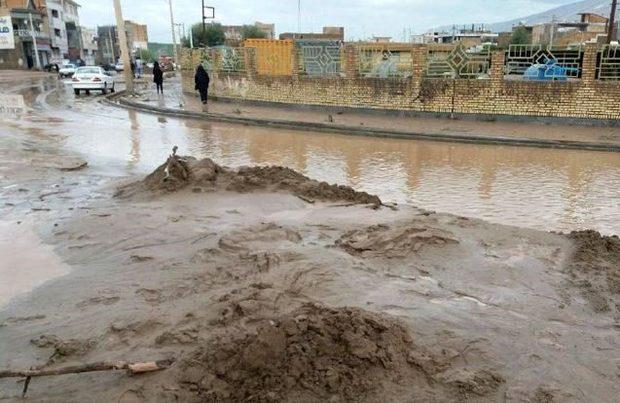 خسارت ۱۲ هزار و ۵۱۲ میلیارد تومانی سیل به خوزستان