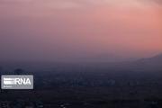 تداوم انباشت آلایندههای جوی در سه شهرستان استان مرکزی