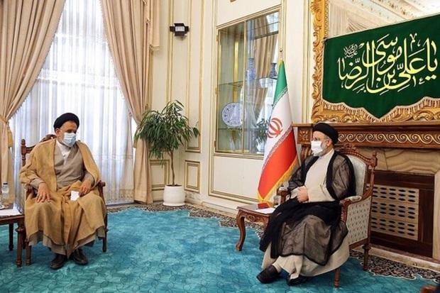 وزیر اطلاعات با رییسی دیدار کرد