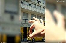 آگهی نژادپرستانه فولکس واگن، جنجال بهپا کرد