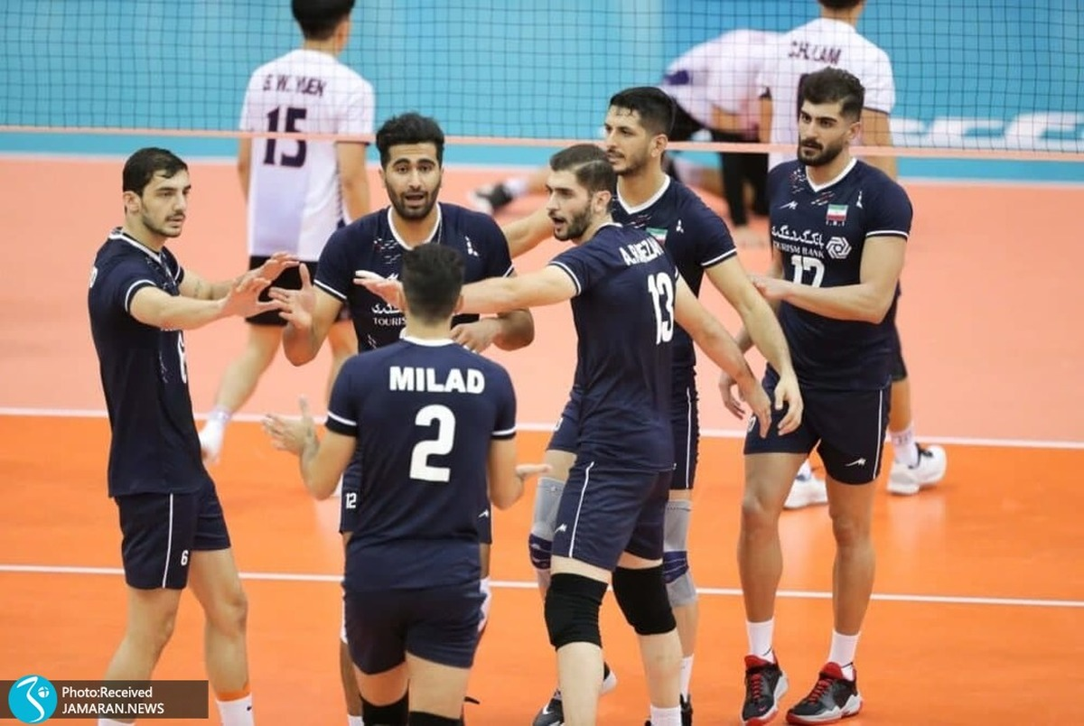 ایران 3 - کره جنوبی صفر؛ چهارمین پیروزی متوالی شاگردان عطایی و صعود به نیمه نهایی +عکس