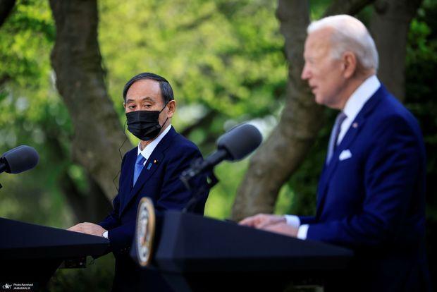 دفاع بایدن از ژاپن با سلاح هسته ای!
