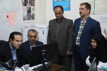 معاون وزیر بهداشت از مراکز بهداشتی گیلان بازدید کرد
