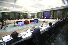 جلسه هیات دولت-27 فروردین