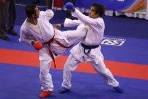 119 تیم کاراته ایلام به رقابت های ملی و بین المللی اعزام شده اند