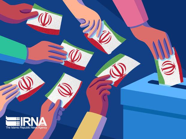 ۱۵۸۰ شعبه اخذ رای برای استان کرمانشاه پیشبینی شدهاست