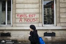 3003 کشته، زخمی و بازداشتی در آخرین جنبش ضدسرمایه داری در فرانسه+ تصاویر