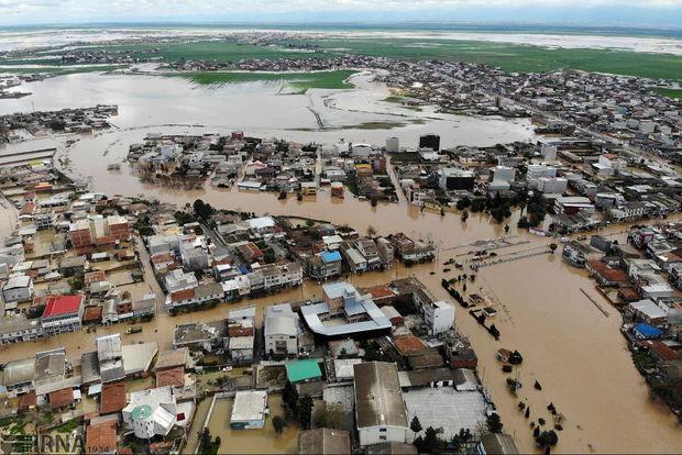پرداخت اجاره بهای اتباع خارجی سیلزده گنبد و چند خبر کوتاه از گلستان
