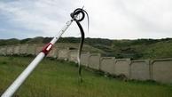 هشدار سازمان آتش نشانی سنندج در خصوص صید مار