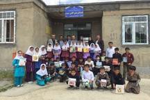بیست و دومین کتابخانه اهدایی خیران در مهاباد راه اندازی شد