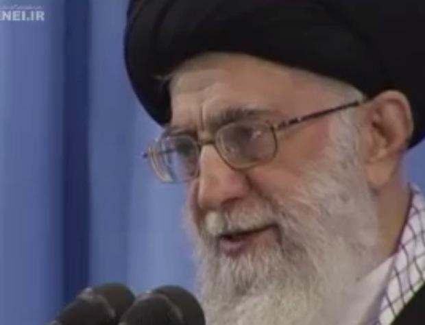 روایت رهبر معظم انقلاب از اعتراض اروپاییها به حکم سلمان رشدی