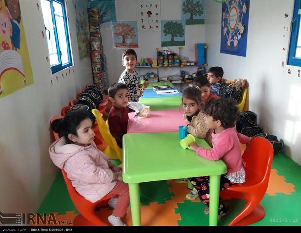 طرح توزیع یک وعده غذای گرم در مهدهای کودک مناطق حاشیهنشین آغاز شد