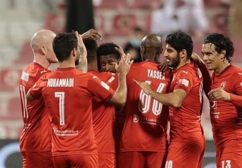 پیروزی العربی و امصلال در لیگ ستارگان قطر