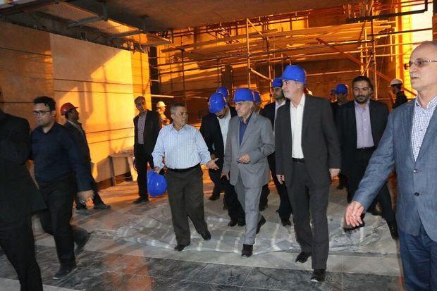 موافقت با اعتبار ۲۰۰ میلیارد تومانی ساخت خط ۲ مترو تبریز