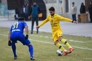 بازیکن تیم فوتبال ۹۰ ارومیه: دست تک تک هواداران را میفشارم