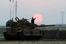 یک نظامی صهیونیست در اثر تیراندازی از داخل اراضی مصر زخمی شد