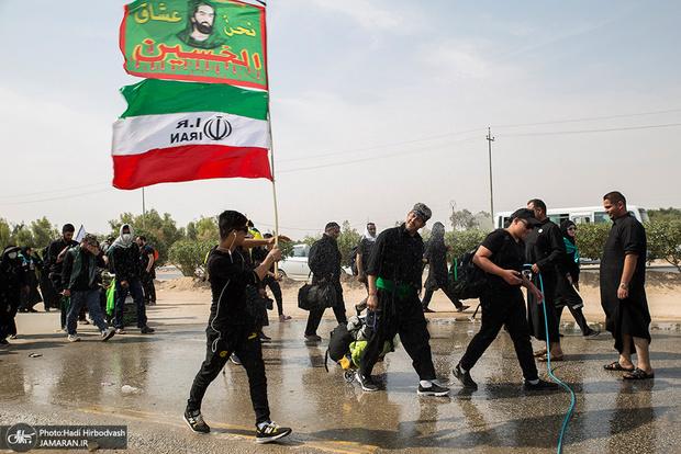 هیچ برنامه ای برای سفر زائران ایرانی اربعین به عراق نیست
