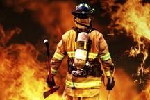 حال مصدومان آتش سوزی مجتمع دشت بلوط گچساران رضایت بخش است