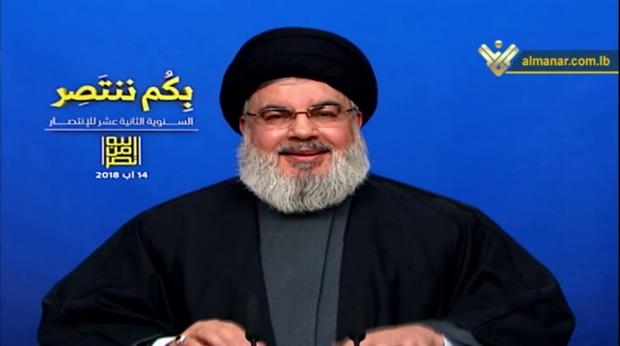 نصرالله: به یاد بیاوریم که چه کسانی در پیروزی شریک ما بودند، ایران و سوریه
