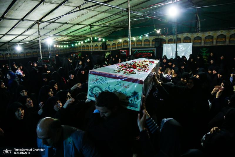 مراسم ششمین سالگرد درگذشت مرحوم حبیبالله عسگراولادی