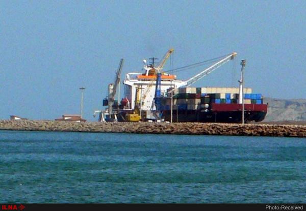 راهاندازی خط کشتیرانی بنادر هند و چابهار