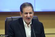 جهانگیری: اقتصاد ایران آسیب دید اما فرونپاشید