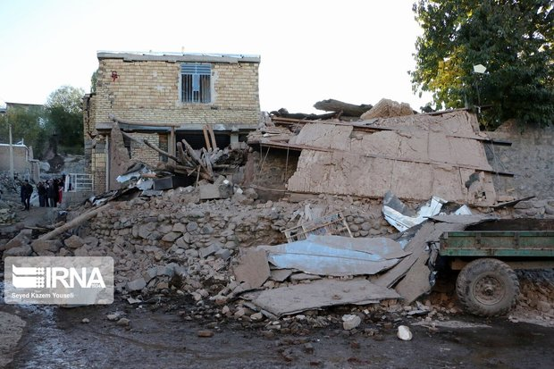 ۱۵ واحد صنفی در منطقه زلزلهزده آسیب دیدند