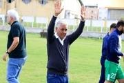 سرمربی تیم فوتبال شهرداری تبریز: نتیجه عادلانه مساوی بود