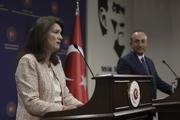 مجادله لفظی وزرای خارجه ترکیه و سوئد